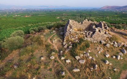 Travel: Pyramids of the Peloponnese, Greece