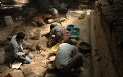 NEWS: Clues of Maya Collapse