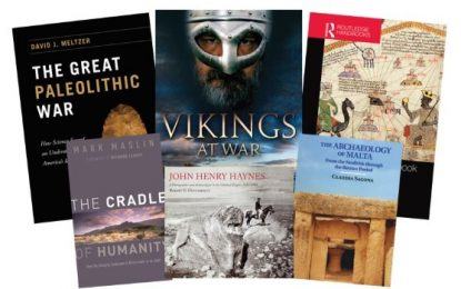 New Book Reviews in CWA 81