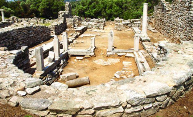 Travel: Thasos
