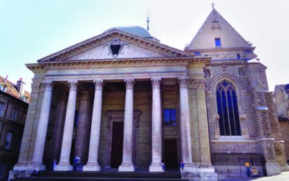 Travel: St Pierre Cathedral