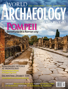 Current World Archaeology issue 87