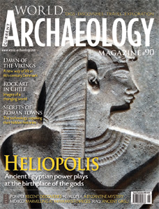 Current World Archaeology issue 90