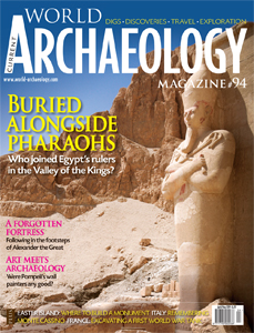 Current World Archaeology issue 94