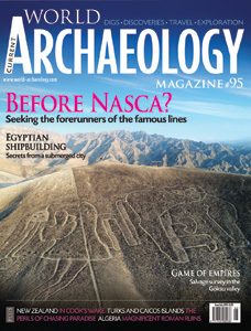 Current World Archaeology issue 95