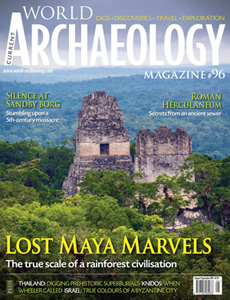 Current World Archaeology issue 96