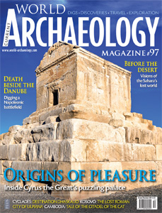 Current World Archaeology issue 97
