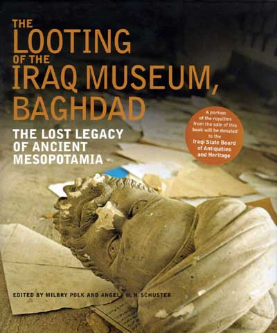 Looting of the Iraq Museum Baghdad