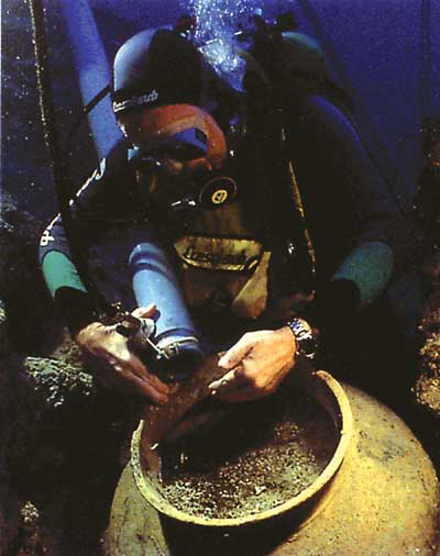 Underwater Archaeology: George Bass