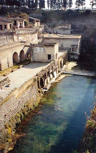 Herculaneum, Saving the Site