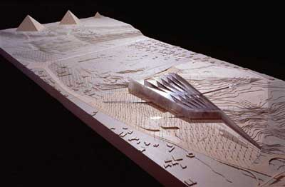 Egyptian Museum Planned