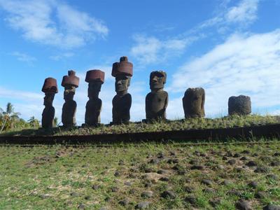 polynesian archeology carbon dating