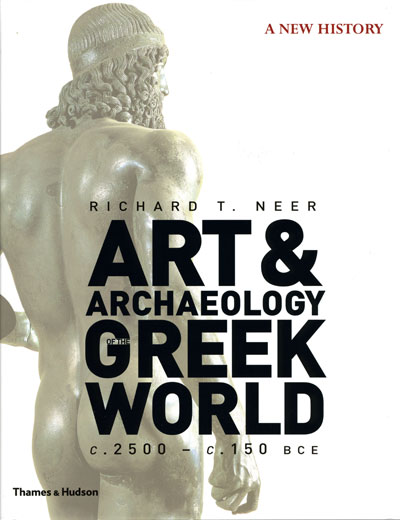 Book review: Art and archaeology of the Greek world