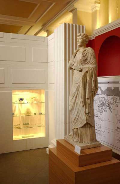 Statue of Livia from Narona